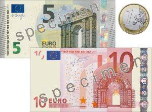 1-5-10 euro